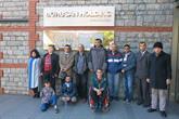 Engelli Kursiyerler Perili Köşk'ü Ziyaret Etti