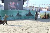 Çanakkale Destanı Bağcılar'da Yaşatıldı