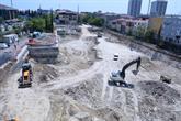 Bağcılar'da Yeni Hizmet Binası Heyecanı