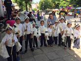 Bulgaristan'da Sünnet Olan Çocuklara Bağcılar'dan Destek