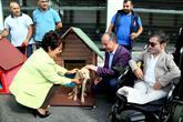 Bağcılar'da Sokak Hayvanları 'Ev'lendirildi
