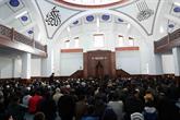 Fahreddin Paşa Camii İbadete Açıldı