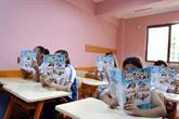 Çocuklar istismara karşı dergiyle uyarıldı
