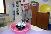 Liseli Öğrenci Suda Batmayan Araba Yaptı