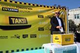 Taksiciler Türkiye'nin En'lerini Seçiyor