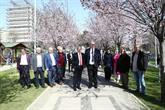 Alman Belediye Başkanı Lokman Çağırıcı İçin Oy İstedi