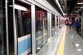 Avrupa Yakası'nın İlk Sürücüsüz Metrosu Bağcılar'da Test Sürüşüne Başladı