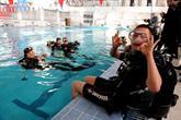 Engelliler Sarayı Türkiye'nin İlk Engelli Dalıcı Dalış Eğitim Merkezi Oldu