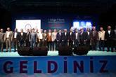 Düzce, Yozgat ve Sinoplular 7 Bölge 7 Renk Festivalinde Birlik, Beraberlik Mesajı Verdi