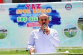 """Bağcılar'da 30 Bin Öğrenci Yaz Spor Okullarına """"MERHABA"""" Dedi"""