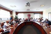 27 Kosovalı Belediye Başkanı Bağcılar Belediyesi'ni Ziyaret Etti