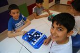 Enderunlu Çocuklar Yaz Tatilini Beyinlerini Karıncalatan Oyunlarla Değerlendiriyor