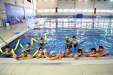 Bağcılar'da Çocuklar İçin Havuz Zamanı