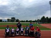 Bağcılarlı Engelli Atletler 15 Temmuz Yarışına Damga Vurdu