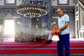 Bağcılar'da huzurlu, temiz ve güvenli bir bayram için hazırlıklar tamamlandı