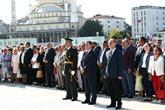 Büyük Zafer'in 97. Yılı Bağcılar'da Coşkulu ve Gururlu Bir Törenle Kutlandı