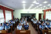 Zabıta Teşkilatında Çalışan Personele Hizmet İçi Eğitim Verildi