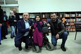Alişan Görme Engelli Çocuklar İçin Kitap Okudu