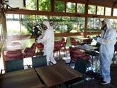 Kapılarını 1 Haziran'da Açacak Olan Sosyal Tesisler Temizlendi