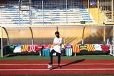 Emirhan'dan Süper Lig Formalarıyla Maske-Mesafe Mesajı