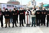 Bağcılar'dan Suriye'ye 5 Yardım Tır'ı Yola Çıktı
