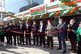 Bağcılar'da İkinci Tarım Kredi Marketi Açıldı