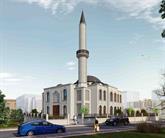 Küfeki Taşından Yapılacak Olan Medine Camii'nin Temeli Atıldı